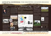 Leixlip & Guinness: The Brewing Legend Begins!